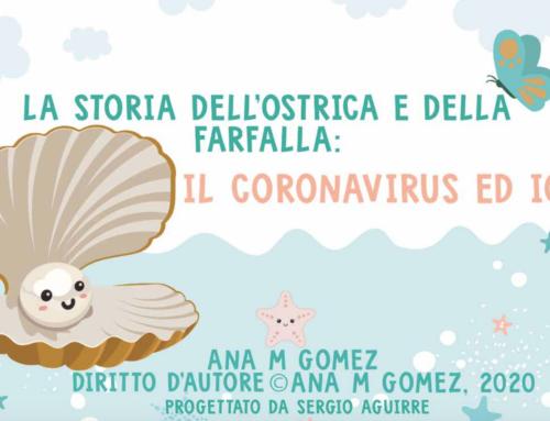 La storia dell'ostrica e della farfalla